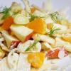 Фруктовый салат с фенхелем
