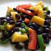 Салат из красной фасоли