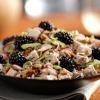 Салат с птицей и рисом