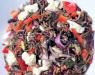 Салат с рисом и цветной капустой
