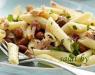 Салат с оливками и тунцом