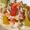 как приготовить креветки для салата